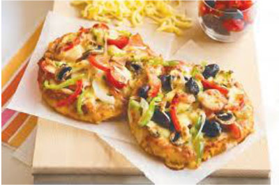 Pizza – Homemade Takeaway