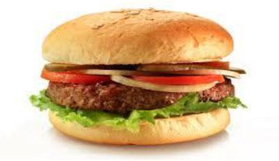 Hamburger/Steak Burger – Homemade Takeaway